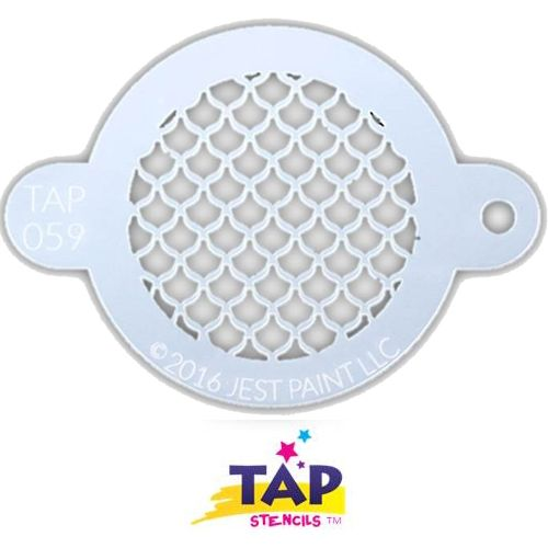 059 tap fish scales for Tap tap fish