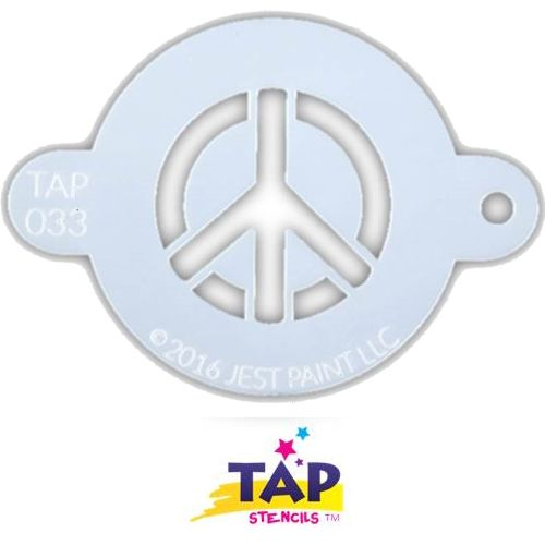 033 TAP Peace Sign