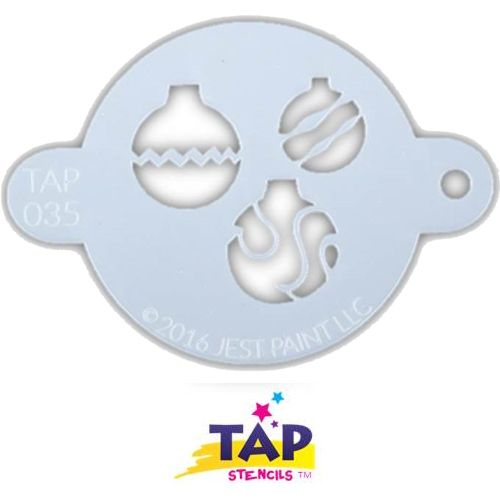 035 TAP Christmas Ornaments