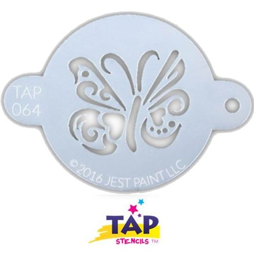064 TAP Ornate Butterfly