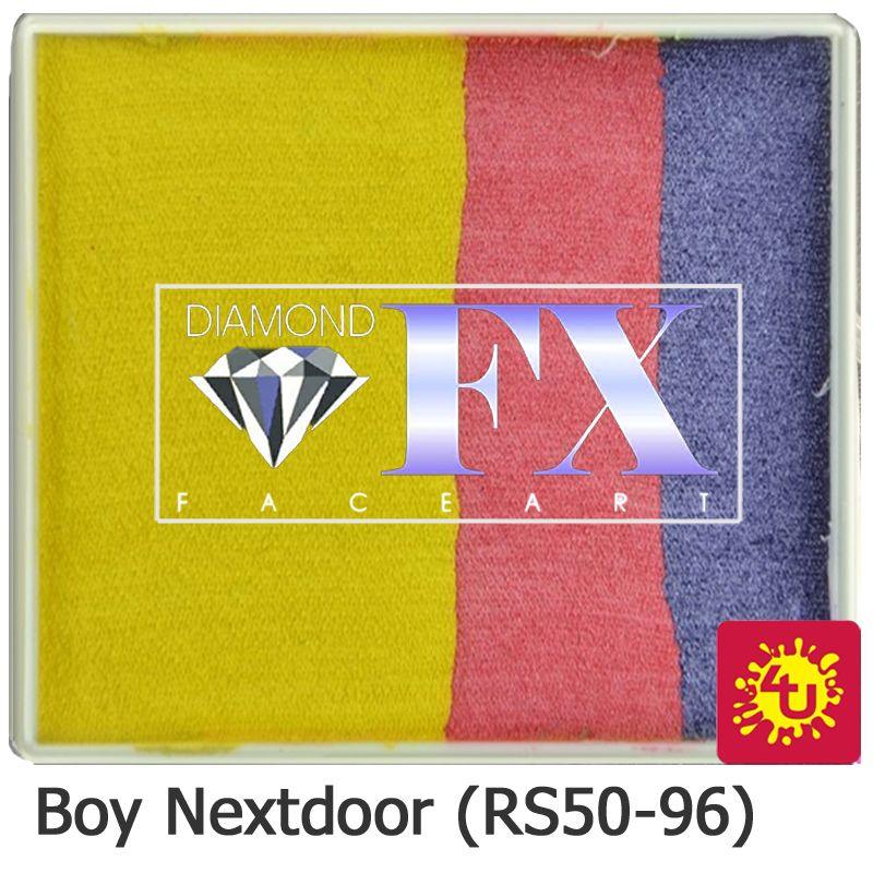 DFX 50g Split Cake ~ Boy Next-door (RS50-96)