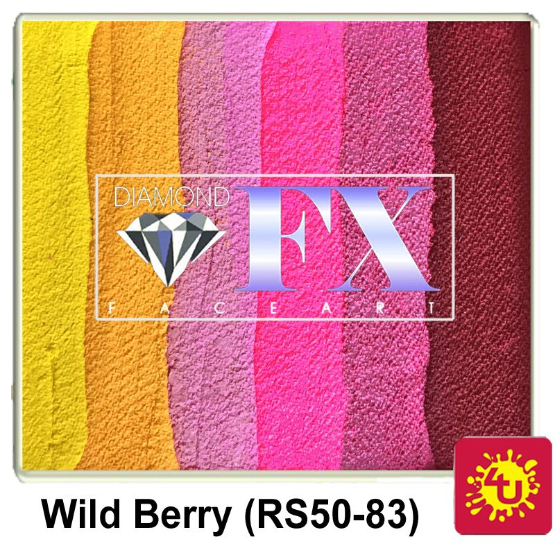 DFX 50g Split Cake ~ Wild Berry (RS50-83)