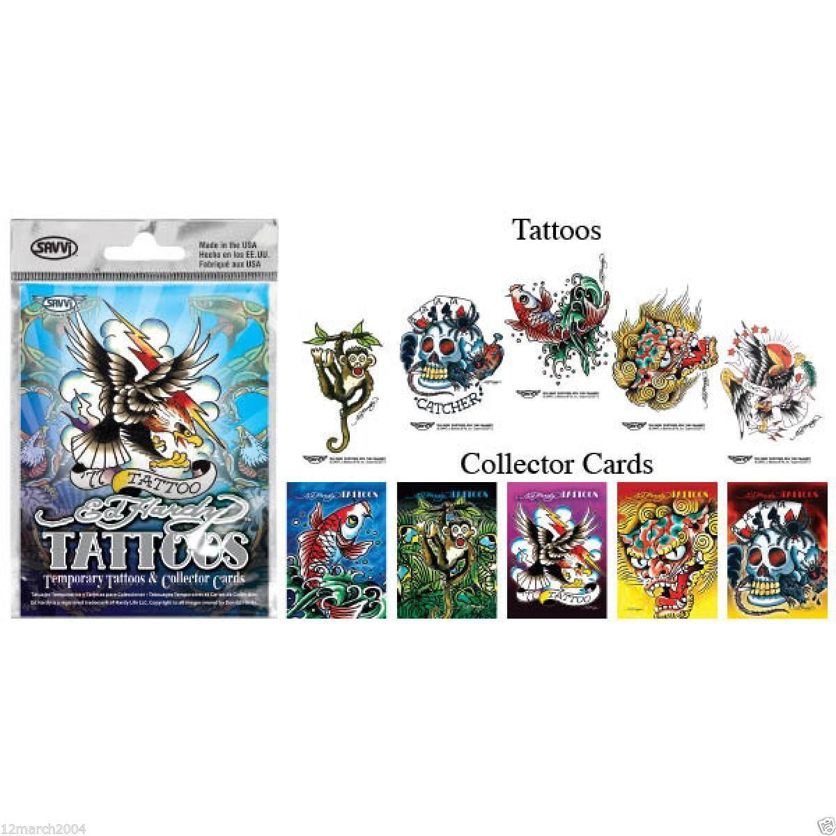 Ed Hardy Collector Packs - Pack D