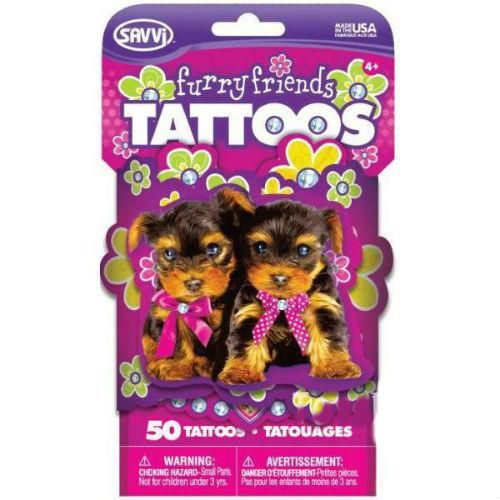 Furry Friends 3D Novelty Pack